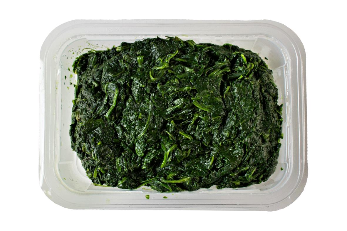 Come preparare spinaci lessati
